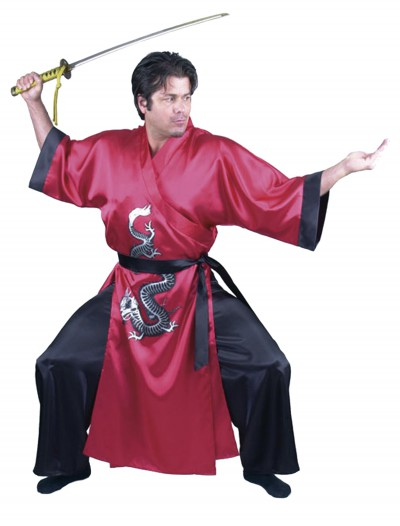 Red Samurai Adult Costume buy now