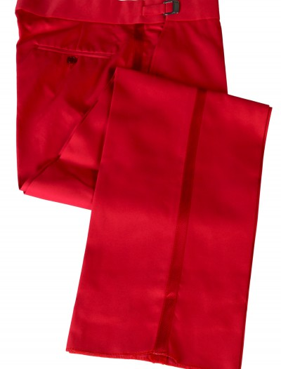 Red Tuxedo Pants buy now