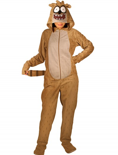 Regular Show: Adult Rigby Pajamas buy now
