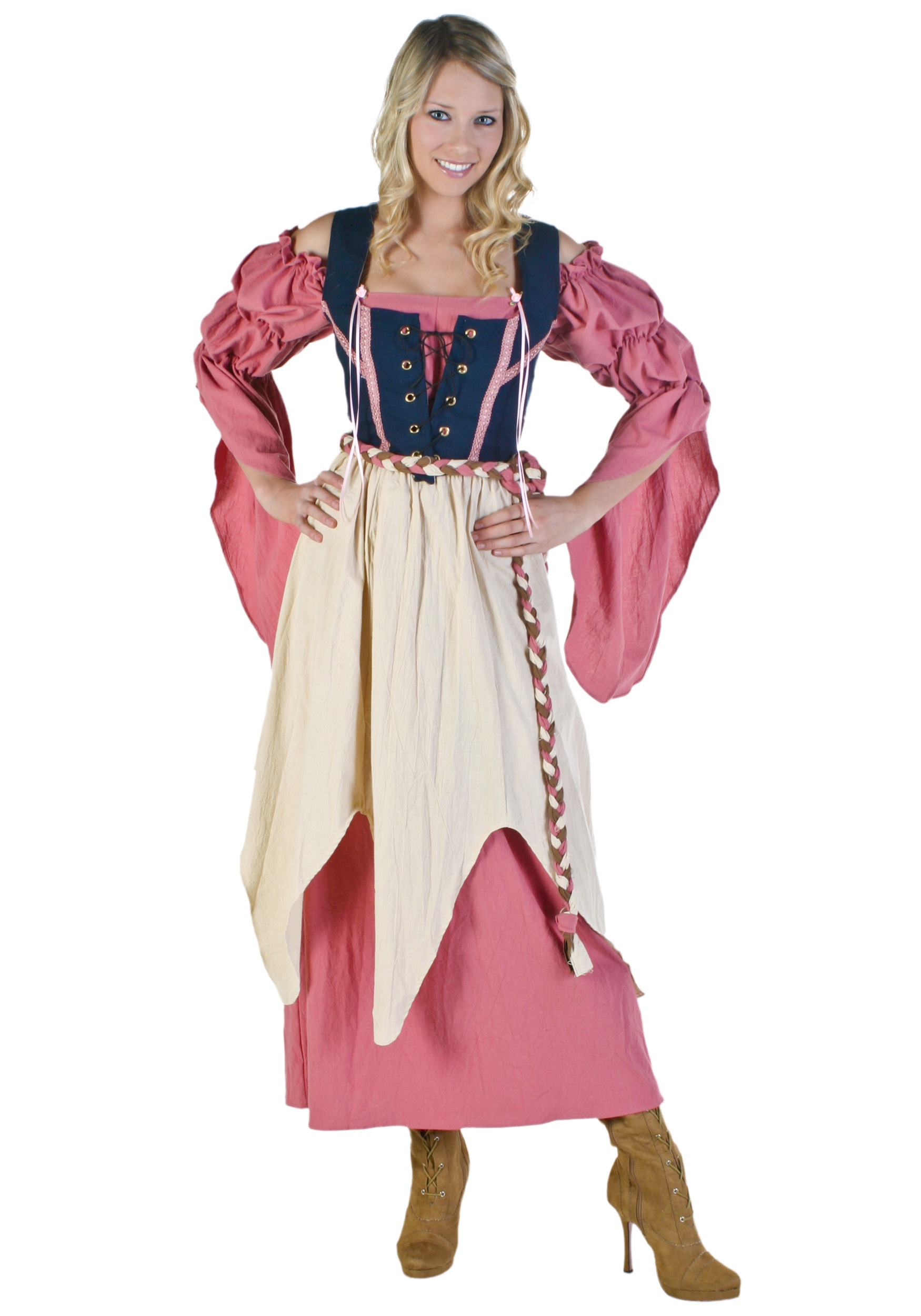 Renaissance Pirate Wench Costume  sc 1 st  Halloween Costumes & Renaissance Pirate Wench Costume - Halloween Costumes