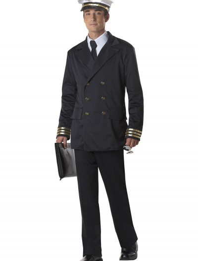 Retro Pilot Costume buy now