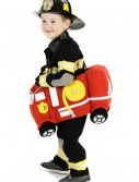 Ride in a Fire Truck Costume buy now