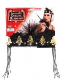 Roaring 20's Deluxe Beaded Flapper Headband buy now