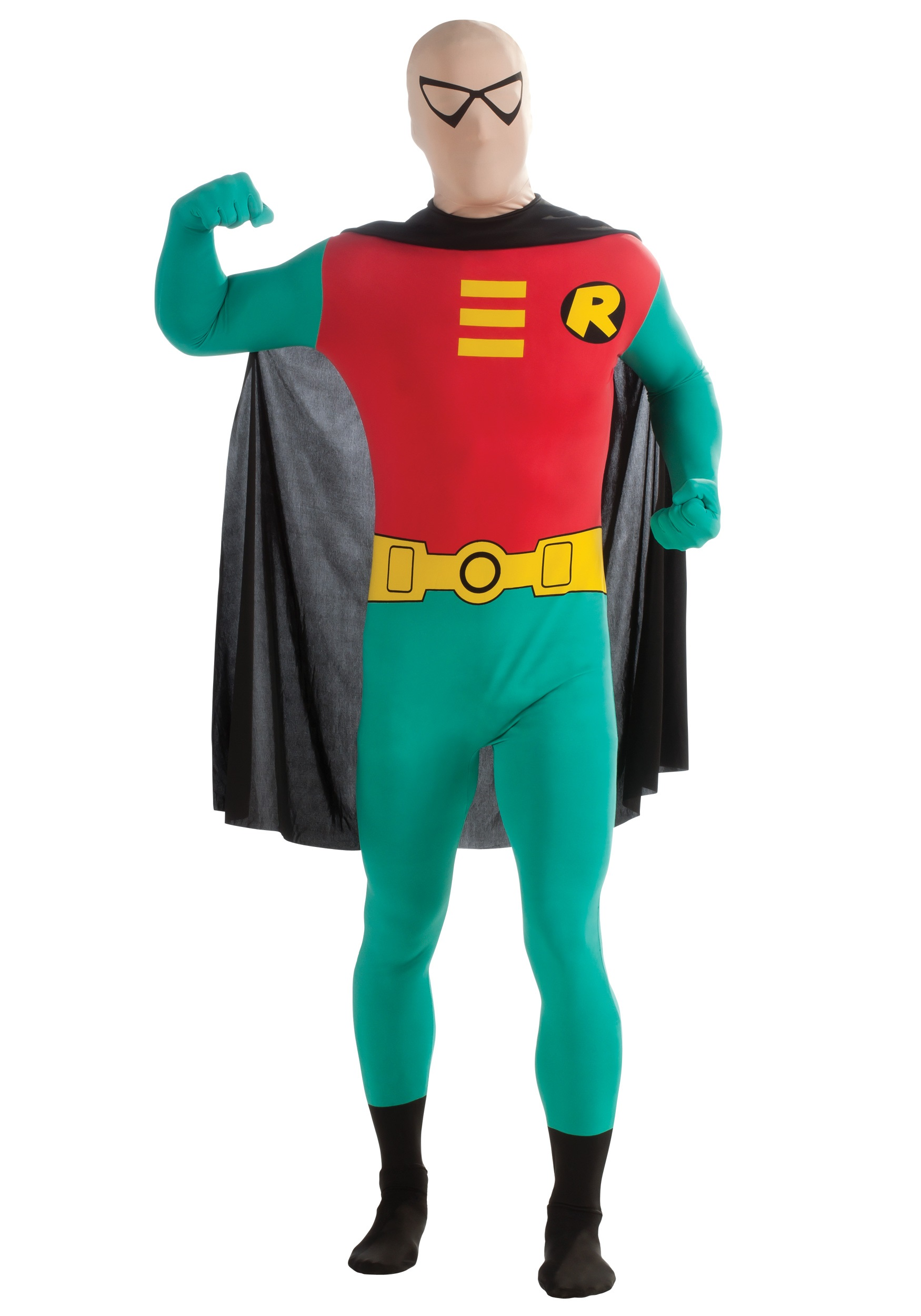 Robin 2nd Skin Costume  sc 1 st  Halloween Costumes & Robin 2nd Skin Costume - Halloween Costumes