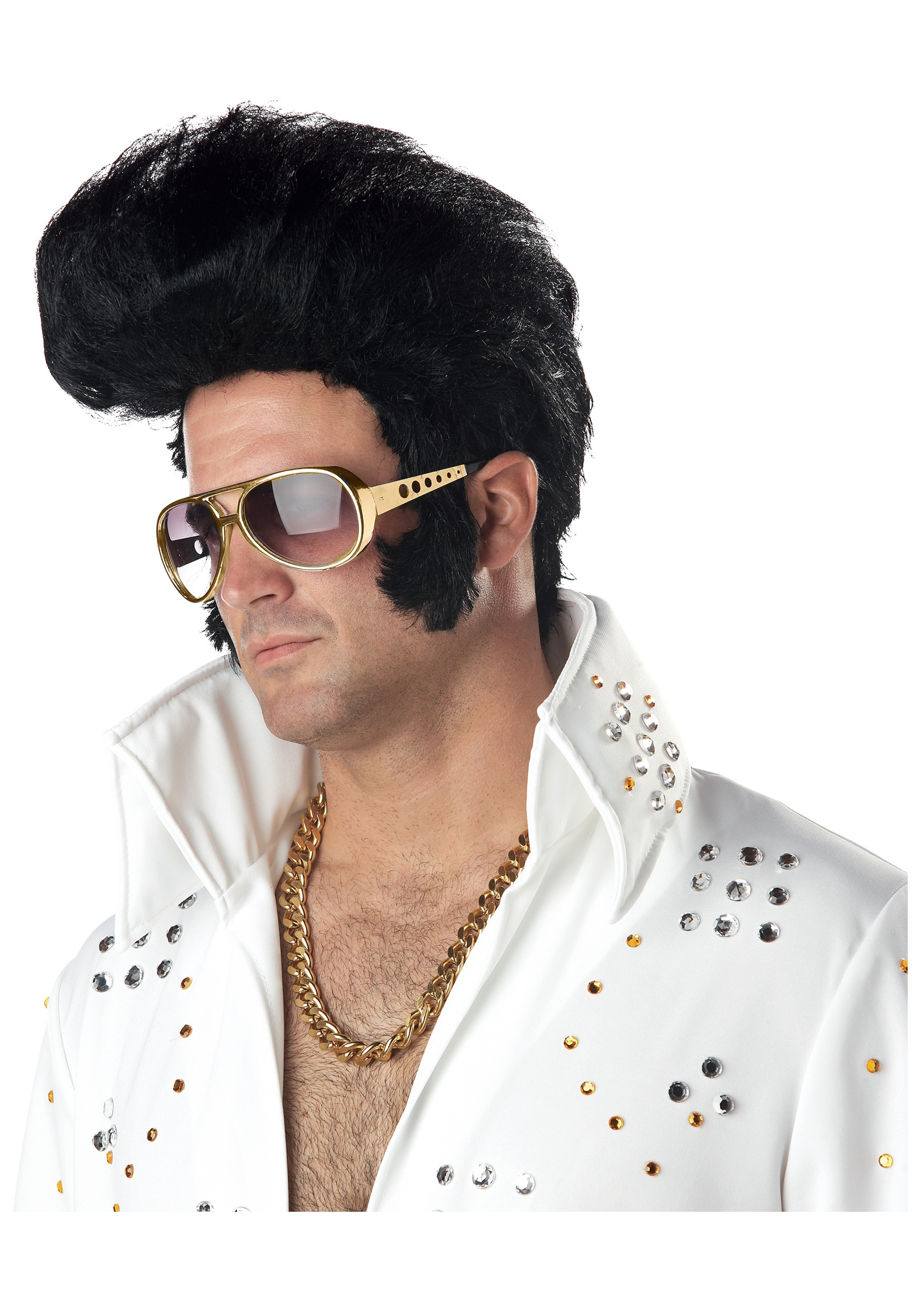 Rock Legend Costume Wig  sc 1 st  Halloween Costumes : 1950 costumes for men  - Germanpascual.Com