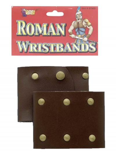 Roman Leather Wristbands buy now