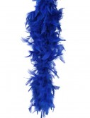 Royal Blue 80 Gram Feather Boa buy now