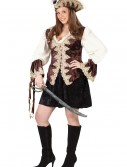 Royal Lady Plus Size Pirate Costume buy now