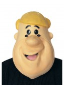 Rubber Barney Rubble Mask buy now