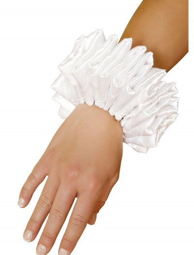Ruffle Wrist Cuffs buy now