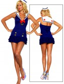 Ruffled Sailor Dress Costume buy now
