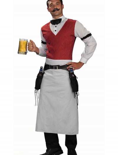 Saloon Bartender Costume buy now