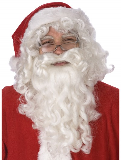 Santa Claus Wig and Beard Set buy now