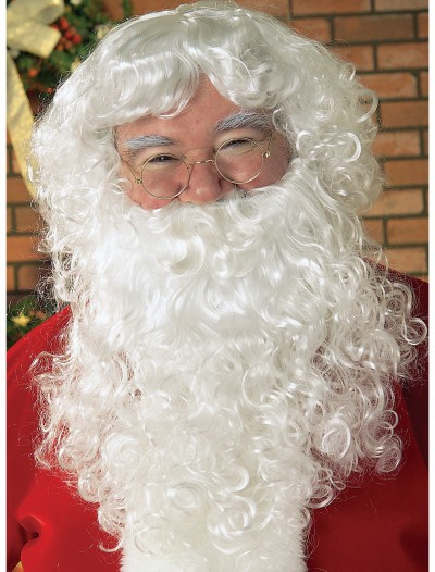 Santa Wig and Beard buy now