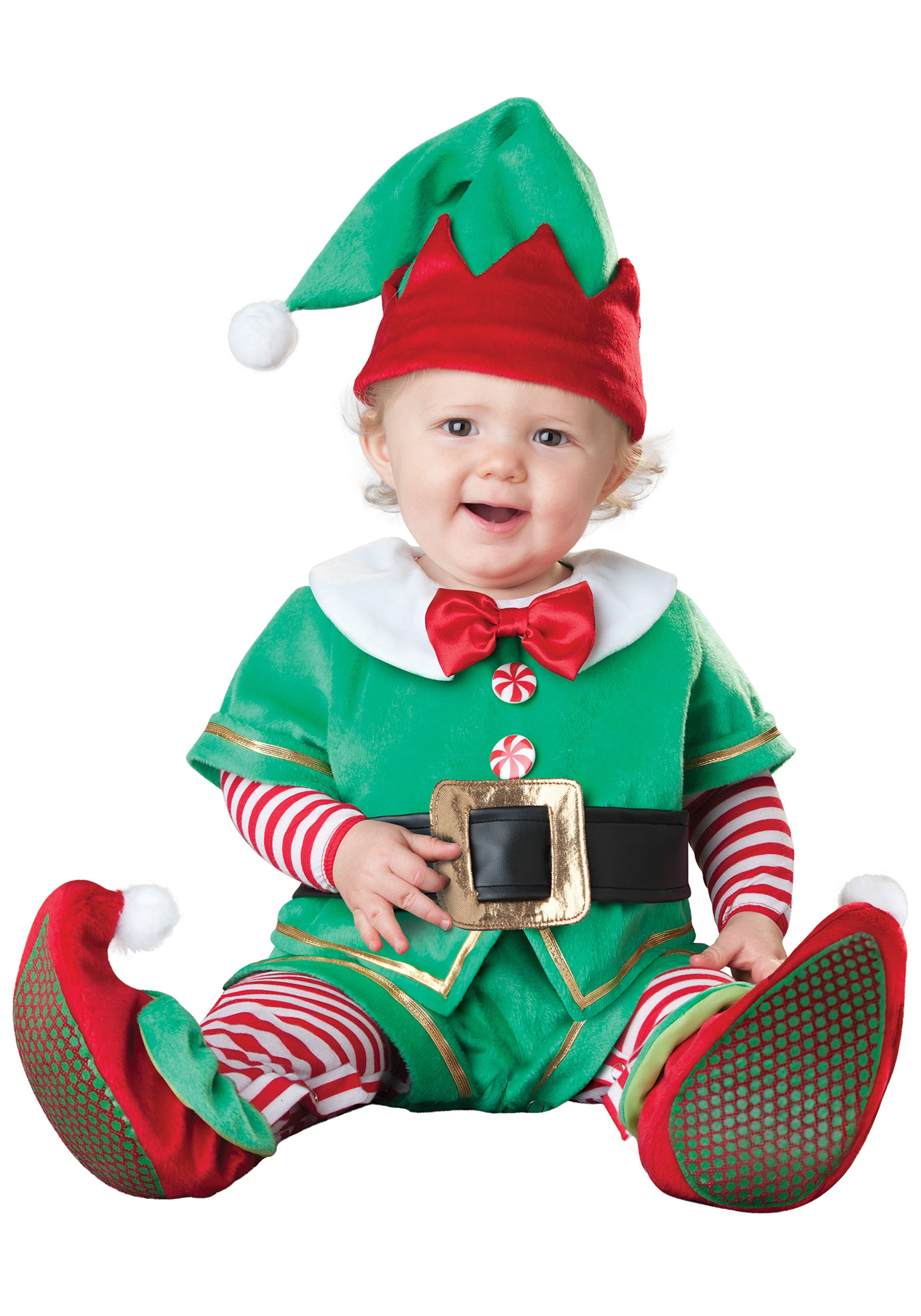 Santau0027s Lil Elf Costume  sc 1 st  Halloween Costumes : santa and elf costumes  - Germanpascual.Com