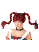 Sassy Rag Doll Wig buy now