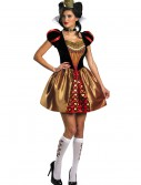 Sassy Red Queen Costume buy now