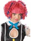 Sassy Spirals Clown Wig buy now
