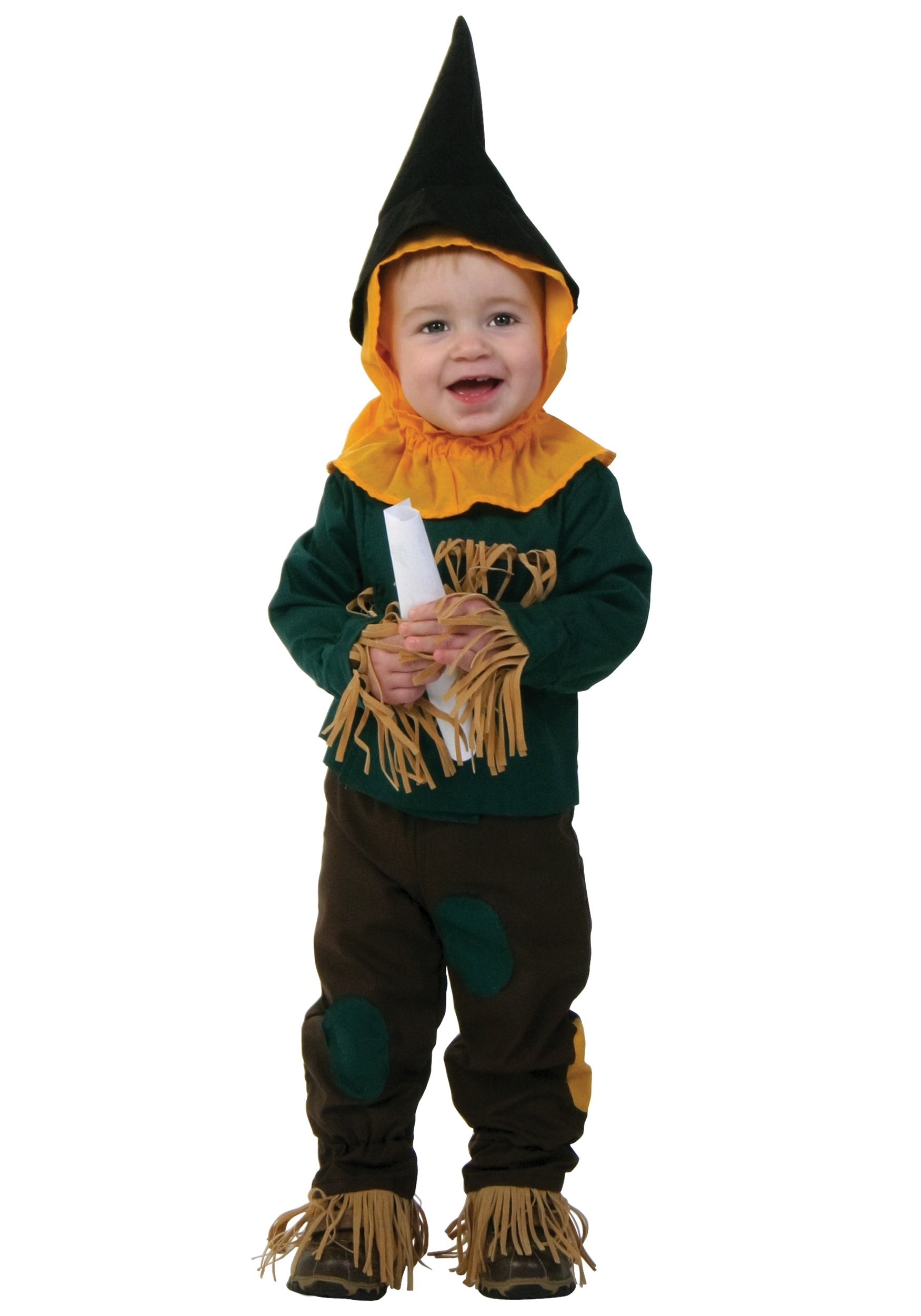 scarecrow toddler costume - halloween costumes
