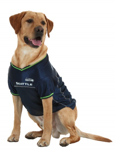 Seattle Seahawks Dog Mesh Jersey buy now