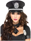 Sequin Cop Hat buy now