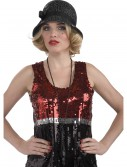Sequin Flapper Hat buy now
