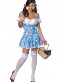 Sequin Sexy Dorothy Costume buy now