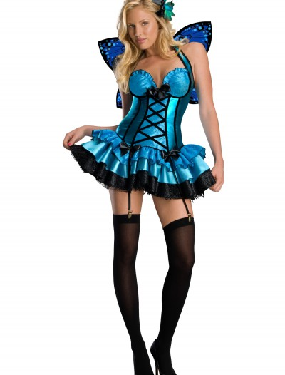 Sexy Blue Fairy Costume buy now