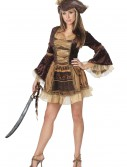 Sexy Brown Pirate Costume buy now