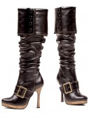 Sexy Buckle Pirate Boots buy now