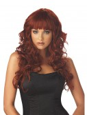 Sexy Burgundy Wig buy now