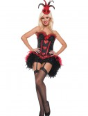 Sexy Cabaret Showgirl Costume buy now
