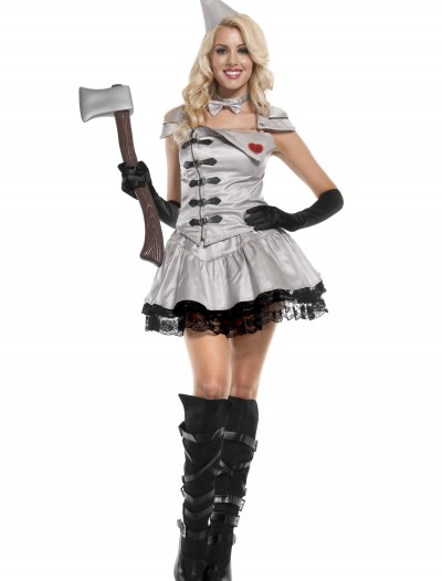 Sexy Exclusive Metal Woman Costume buy now