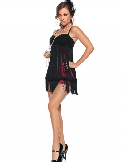 Sexy Fringe Flapper Costume buy now