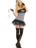 Sexy Guilty Prisoner Costume buy now