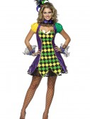 Sexy Mardi Gras Jester Costume buy now
