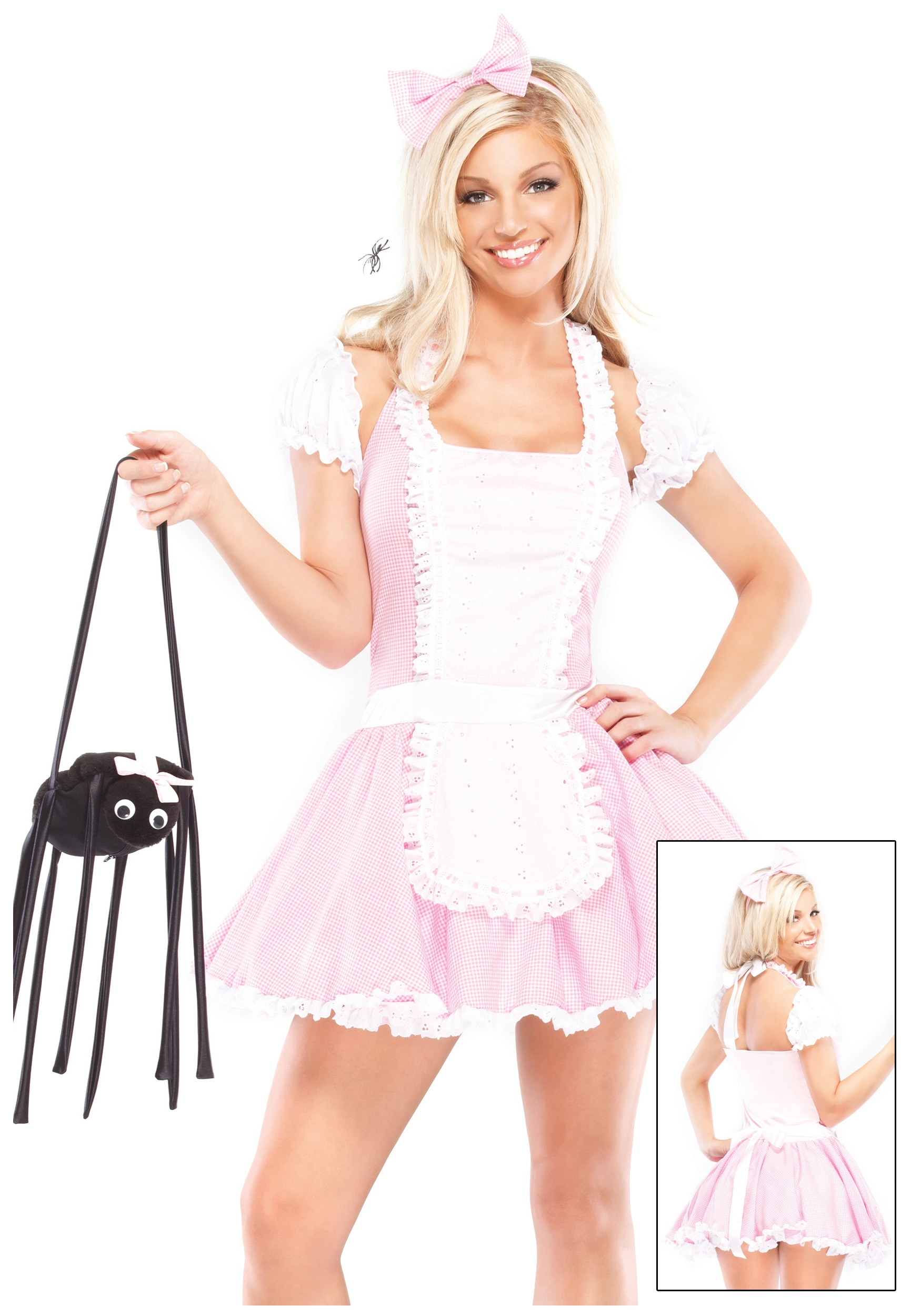 Sexy Miss Muffet Costume buy now