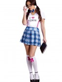 Sexy Nerd School Girl Costume buy now