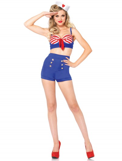 Sexy On Deck Darling Sailor Costume buy now