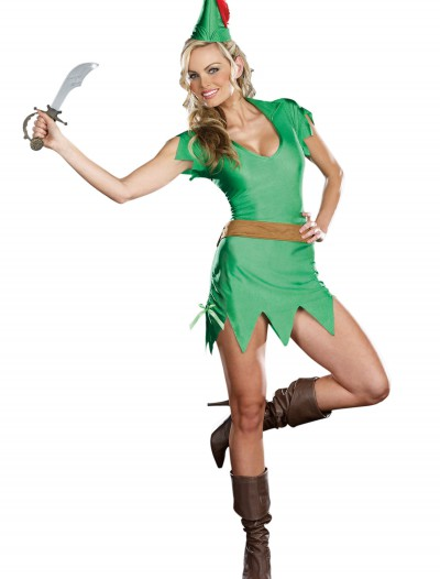 Sassy Peter Pan Costume buy now