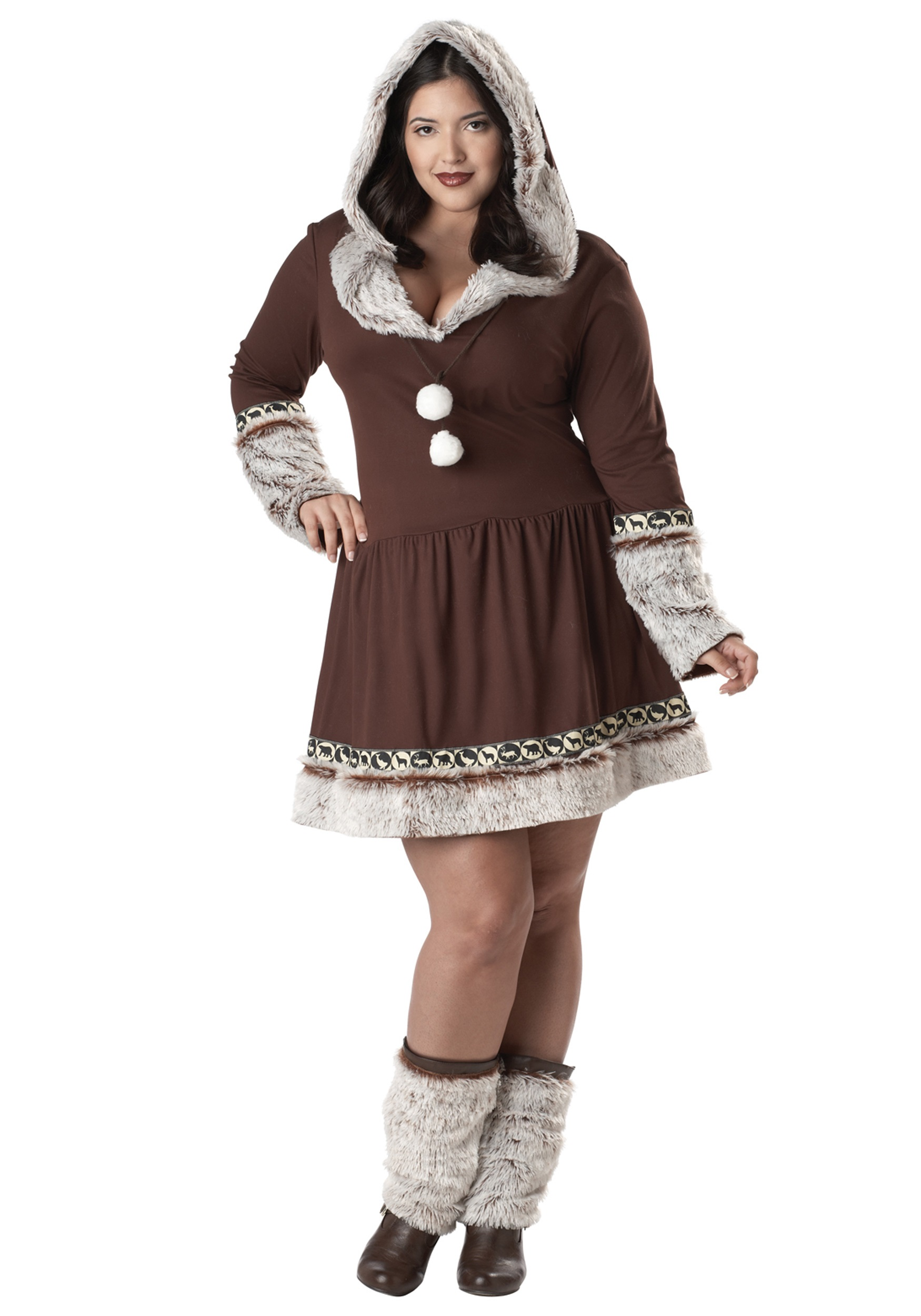 Sexy plus size women costumes