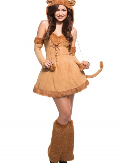 Sexy Plus Size Lion Costume buy now