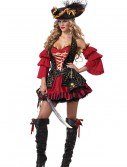 Sexy Plus Spanish Pirate Costume buy now