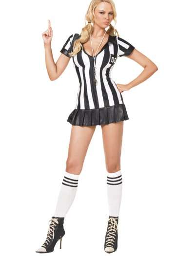 Sexy Referee Costume buy now