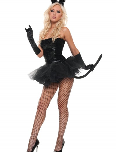 Sexy Sequin Kitty Costume buy now