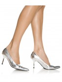 Sexy Silver High Heels buy now