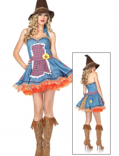 Sexy Sunflower Scarecrow Costume buy now