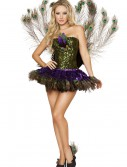 Sexy Tempting Peacock Costume buy now