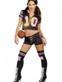 Women's Sexy Touchdown Football Costume buy now