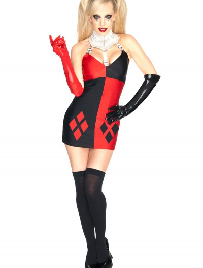 Sexy Villain Harley Quinn Costume buy now